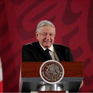 Andrés Manuel López Obrador, expresa su apoyo a Manuel Bartlett