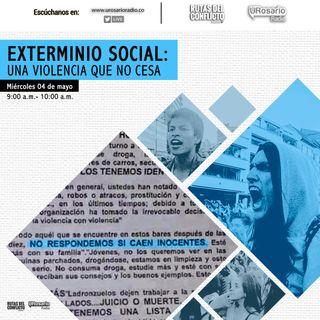 Exterminio social: una violencia que no cesa
