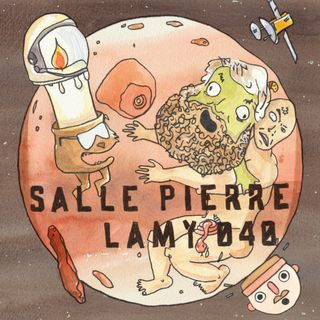 040 The Salle Pierre Lamy Podcast