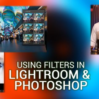 Hands-On Photography 18: How To Use Filter Profiles In Lightroom and Photoshop