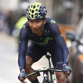 Nairo en el Vuelta al País Vasco