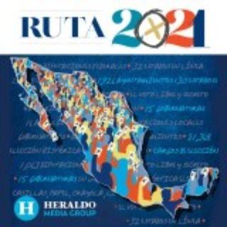 RUTA 2021: Preferencia electorales en la CDMX ¿Quiénes van al mando?