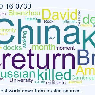 World News 2021-10-16-0730