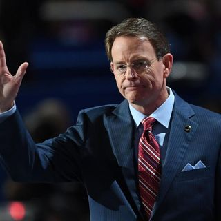 Tony Perkins - Agape PRC featured speaker 2019-09-11