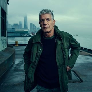 A Channeled Message from Anthony Bourdain - Experience