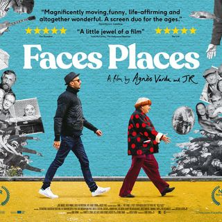 """F. L. I. C. K. S."" EP 58  -  Review of ""FACES, PLACES"" (+ ARTHOUSE, Crouch End & MUBI GO!)"