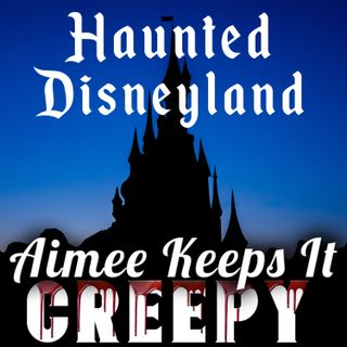 106. Haunted Disneyland INTERVIEW with Jaclyn Vercillo, Disney Influencer