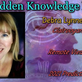 Clairvoyance/Remote Viewing/2021 Predictions with Deborah Lynn Katz