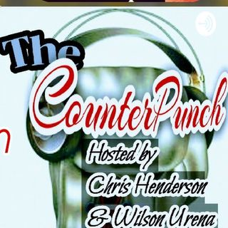 The Counter Punch: 'We're Back!.... Covering the hottest topics in Boxing!