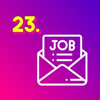 23 - ¿Cómo conseguir trabajo en Radio Ambulante?