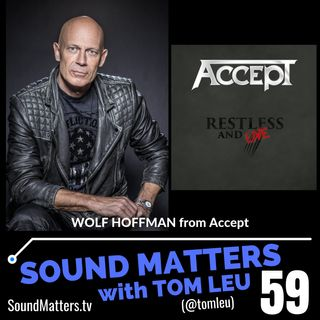 059: Wolf Hoffman from Accept