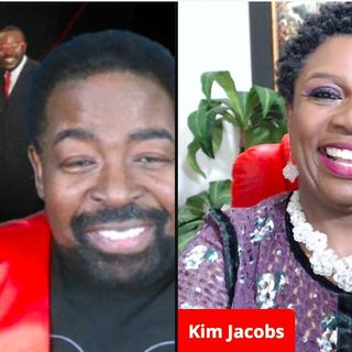 Les Brown Interviews Kim Jacobs - The Balance Doctor