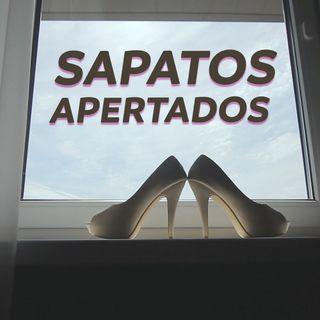 MF #2 - SAPATOS APERTADOS: O sofrimento de viver em formas que não são suas.