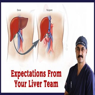 5 Minutes On Liver Transplant | Podcast - 1 |what to Expect From Your Liver Team when you meet them?