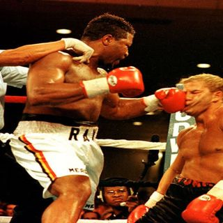 Old Time Boxing Show: A look back at the career of Ray Mercer