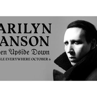 Metal Hammer of Doom: Marilyn Manson - Heaven Upside Down