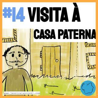 [T2 #4] Visita à casa Paterna - História para Dormir