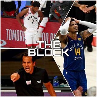 #13 - O Que Aconteceu Com Denver, Heat e Raptors?
