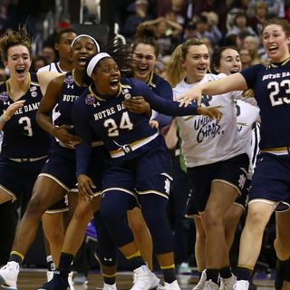 Gameday I.Q.:Women's Basketball in Indiana is Queen as both Indiana and Notre Dame win Championships!