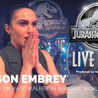 Sports of All Sorts (Special): Guest from Jurassic World Live Madison Embrey