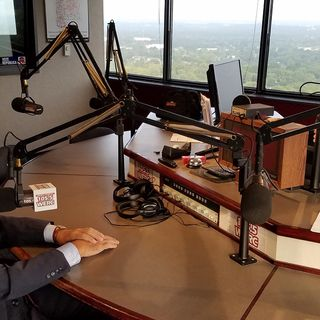 Congressman Gary Palmer drops by to talk with JT in our studio