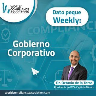 E22 Dato peque Weekly; Gobierno Corporativo.