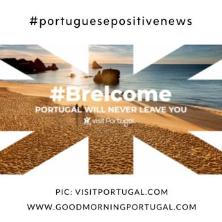 """Good Morning Portugal! """"Brelcome"""" to Portugal"""