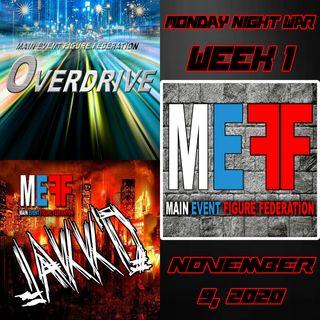 MEFF - Jakk'd & Overdrive - November 9, 2020