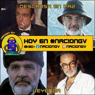 RIP Sir Sean Connery - 1 de noviembre