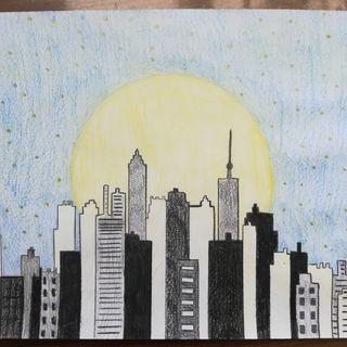 Le città invisibili secondo 3blsa_Selene_Claudia