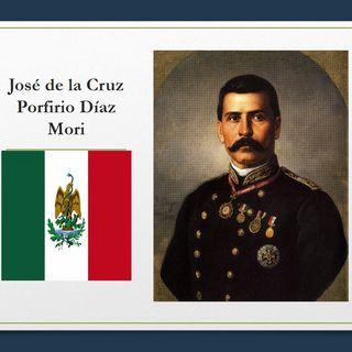 José de la Cruz Porfirio Díaz Mori-Pobre Patria Mía. Pedro Ángel Palou