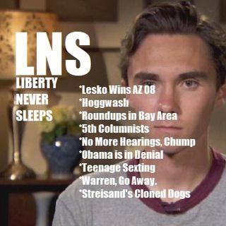 Liberty Never Sleeps 02/28/18 Show