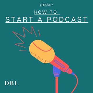 How to start a podcast?
