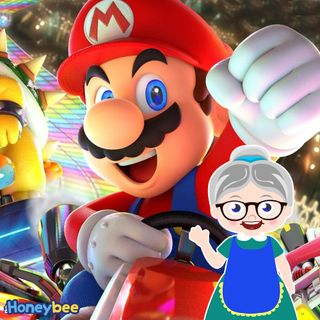 Mario - Sleep Story (Mrs.)