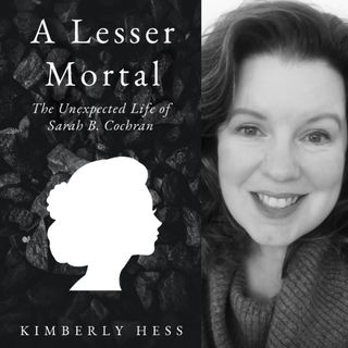 The Coal Queen - Kimberly Hess on Big Blend Radio