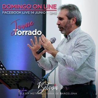 Betania en Casa 14-06-20 Jaume Torrado