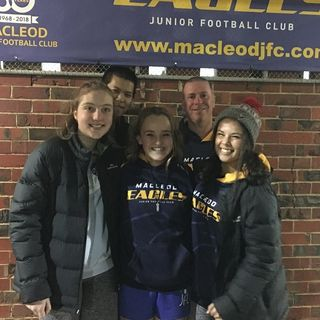 SSS: Macleod JFC Youth Girls Football 210719