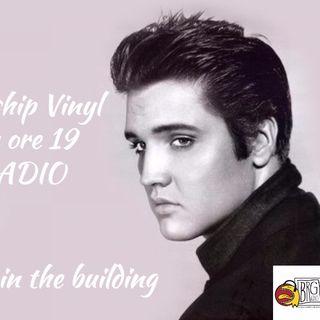 237 - Championship Vinyl - Elvis is still in the building