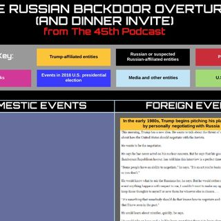 36: The Russian Backdoor Overture (And Dinner Invite), Pt. 2