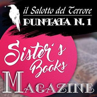 [SistersBooksMagazine] Puntata 1