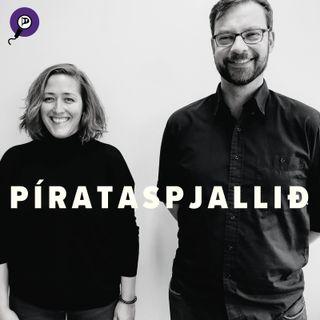 Pírataspjallið: Höfundarréttarlög og Article 13