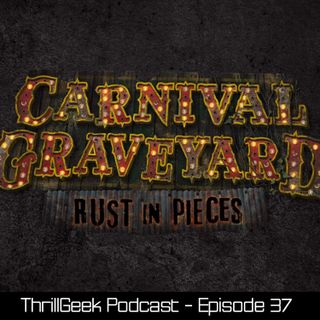 Episode 37 - Carnival Graveyard Halloween Horror Nights & Mission Impossible Fallout REVIEW