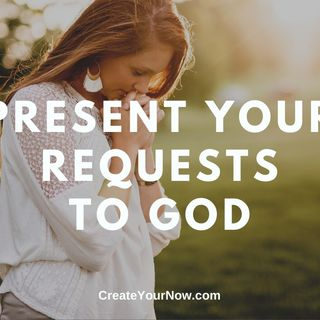 1863 Present Your Requests to God