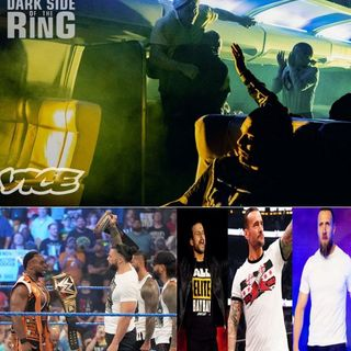 Wrestling Good Times and Darkside of The Ring Recap