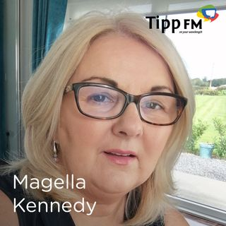 Magella Kennedy talks about Anxiety