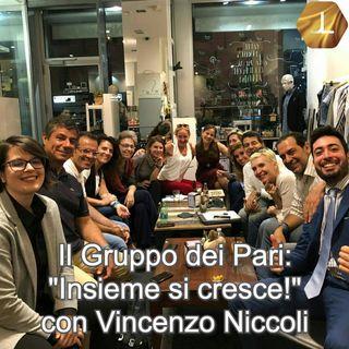 """""""Insieme si cresce!"""" con Vincenzo Niccoli - seconda parte  🎧🇮🇹"""