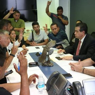 Hoy continúan negociaciones entre autoridades y PF
