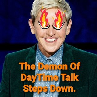 Ellen Steps Down From Talk Show Next Year. Let's Talk.