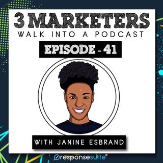 041: Find Your Dream Clients On LinkedIn [Janine Esbrand]