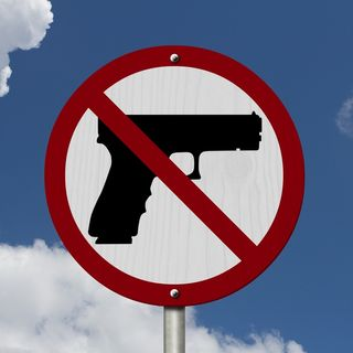 The Myth Of Gun Control